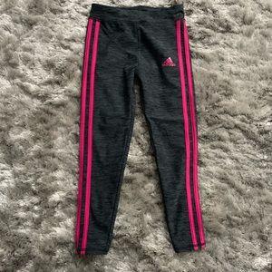Adidas Girls Leggings 6/6X